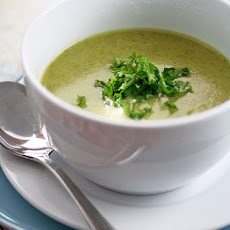 Karina's Detox Soup Recipe with Coconut Milk