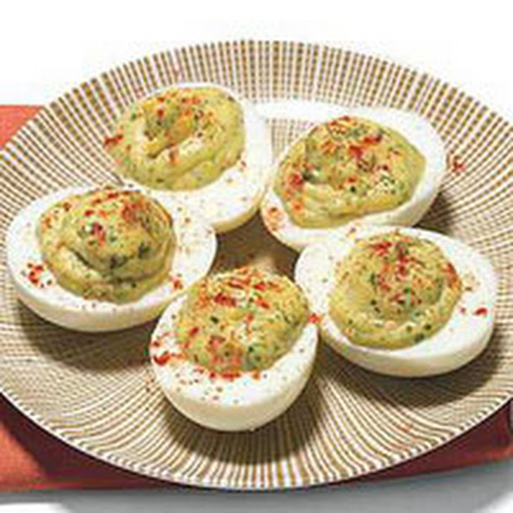 Classic Deviled Eggs Recipe | Yummly