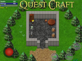 Screenshot of Quest Craft RPG
