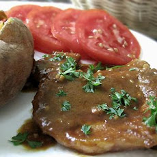 Cajun Marinated Pork Chops