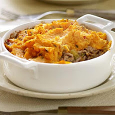 Shepherd's Pies With Sweet Potato Mash