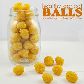 Apricot Balls Recipes