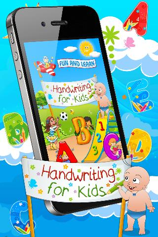 Fun Learn : Handwriting kids