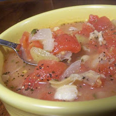 Tom's Manhattan Clam Chowder