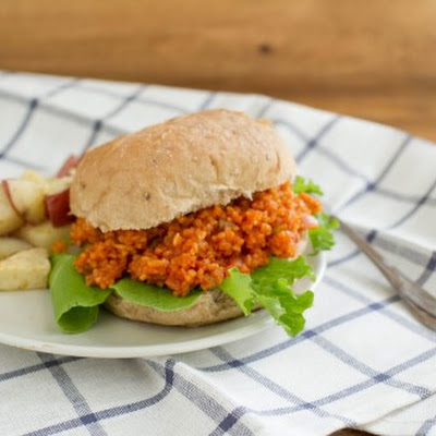 Sloppy Joes (vegan)