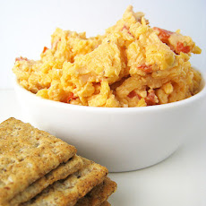Pimento Cheese (inspired by a recipe in Frank Stitt's Southern Table)
