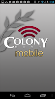 Screenshot of Colony Bank Mobile