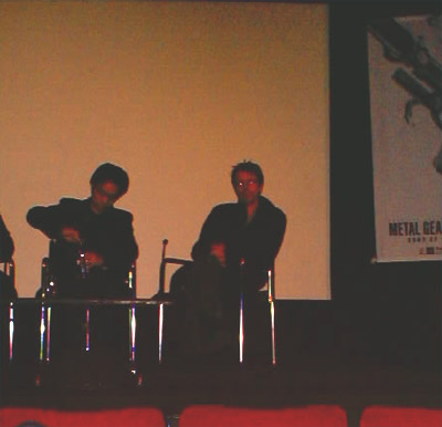 An Audience with Hideo Kojima and Harry Gregson-Williams