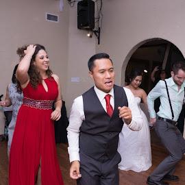 Dancing by Diego Carranza - Wedding Bride