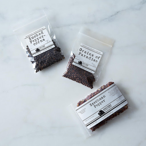 Extraordinary Pepper Spice Sampler