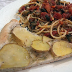 Pizza Con Le Patate (Potato Pizza)