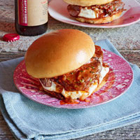 Tournedo Burgers with Pizzaiola Butter