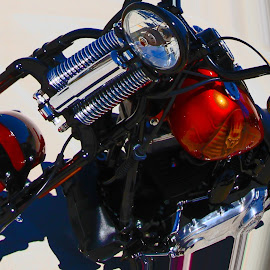 x by Dave Wadsworth - Transportation Motorcycles ( biker, motorcycle custom  chopper hog )
