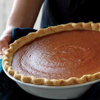 Pumpkin Pie With Molasses Recipes
