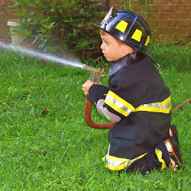The Fireman by Christine Keaton - Babies & Children Toddlers