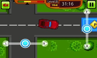 Screenshot of Parking
