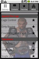 Screenshot of Cage Control