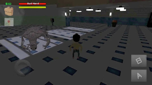 Nerd vs Zombies - screenshot