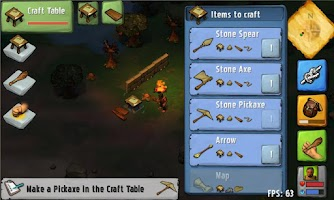 Screenshot of Krafteers - Tomb Defenders