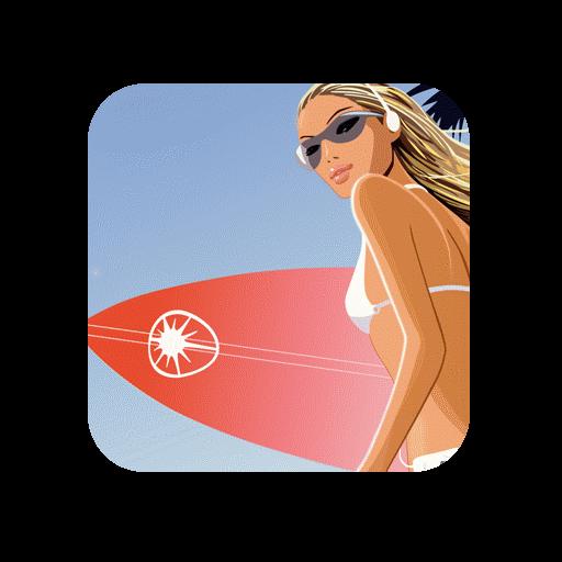 Surfboards 運動 App LOGO-APP開箱王