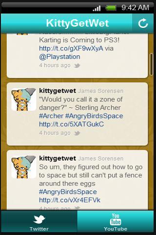 KittyGetWet