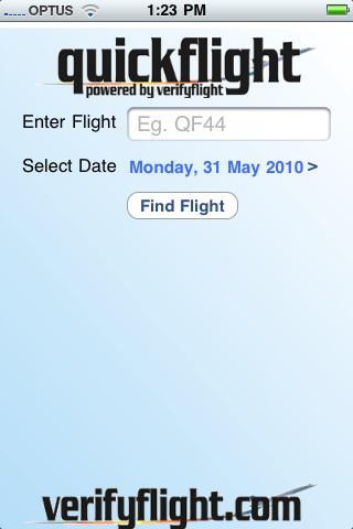 Quickflight Flight Status