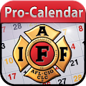 IAFF Foundation Pro-Calendar icon