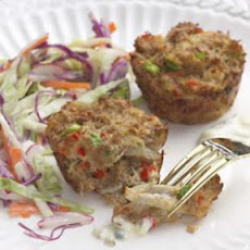 Muffin-Tin Crab Cakes