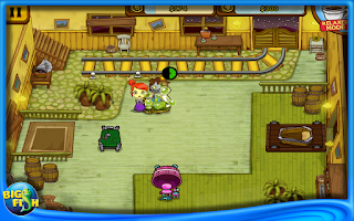 Screenshot of Grave Mania: Zombie Fever