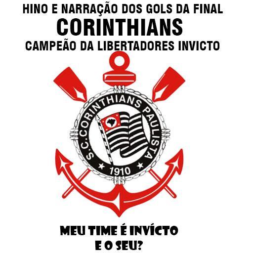 Corinthians Campeão Hino-Gols LOGO-APP點子
