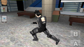 Screenshot of Ninja Rage - Open World RPG