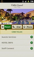 Screenshot of Cabo Villas Beach Resort & SPA