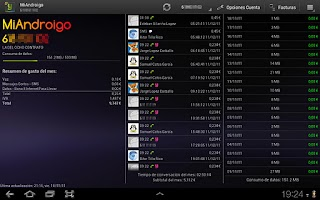 Screenshot of MiAndroigo Pro