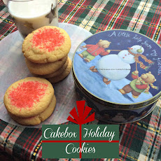 Cake Box Holiday Cookies