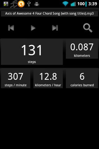 Jogging Mate beta 1.0