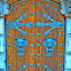 Enter by Charles Shope - Buildings & Architecture Architectural Detail ( natural light, color, copper, outdoor, door, historical, tarnish,  )