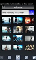 Screenshot of Wallpaper Search&Auto Changer