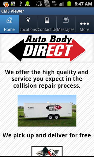 Auto Body Direct
