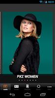 Screenshot of PKZ Men & Women
