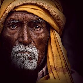 portraits..of...man by Shibram Nag - People Portraits of Men