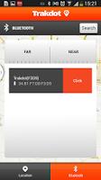 Screenshot of Trakdot Luggage for S4/Mega
