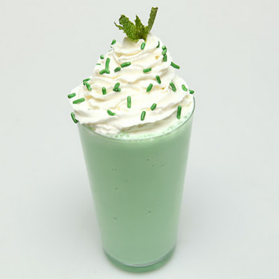 Shamrock Shake All Grown Up