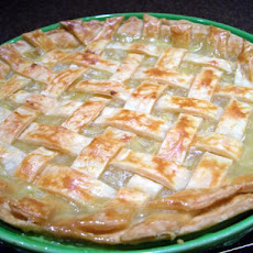Lattice Pineapple Pie