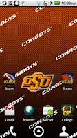Screenshot of Oklahoma State Live Wallpaper