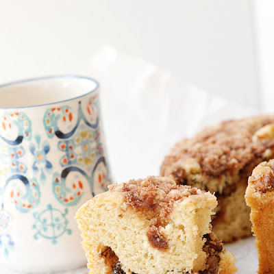 Blue Ribbon Coffee Cake