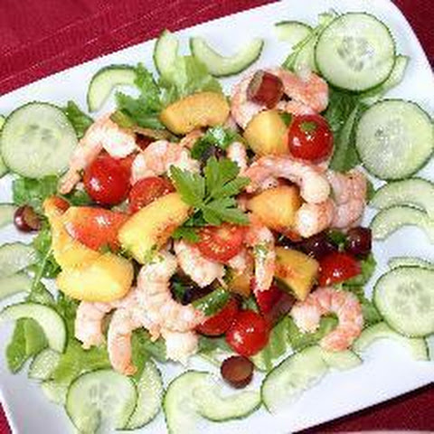 Asian Melon Salad Recepten | Yummly