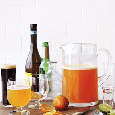 Orange Wheat Shandy