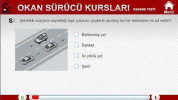 Screenshot of Okan Sürücü Kursu - Yenilendi
