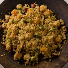 Browned Butternut Squash Couscous