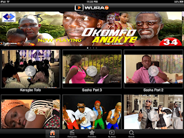 Screenshot of WURA